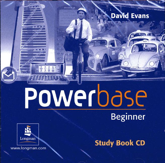 Powerbase Beginners Study Book Audio CD