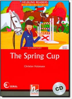Red Series Short Reads Level 3: The Spring Cup + CD