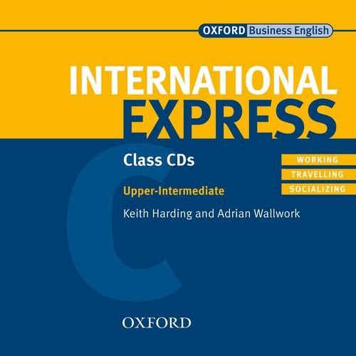 International Express, Interactive Editions Upper-Intermediate Class Audio CDs