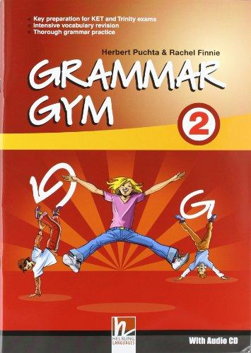Grammar Gym 2 Student's Book with CD