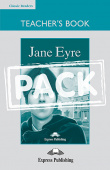 Classic Readers Level 4 Jane Eyre Teacher's Book (+ Board Game)