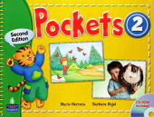 Pockets Second Edition 2 Student Book with CD-ROM