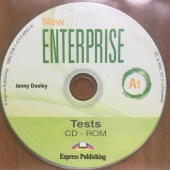 New Enterprise A1 Test Booklet CD-Rom