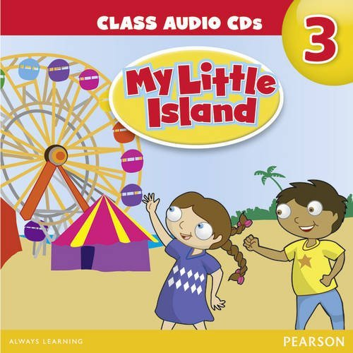 My Little Island Level 3 Audio CD (Лицензия)
