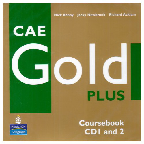 CAE Gold Plus Class Audio CDs (2) (Лицензия)