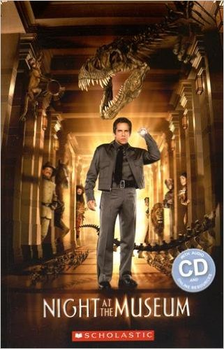 Level 1: Night at the Museum + Audio CD