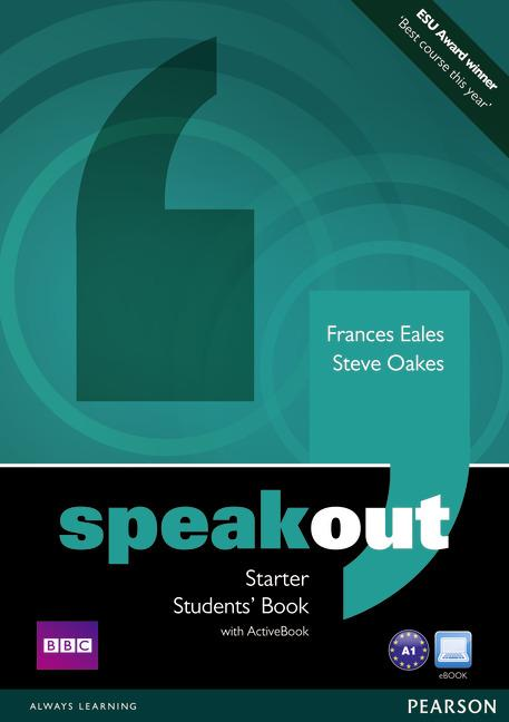 Speakout Starter Student's Book / DVD / Active Book