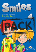 Smiles 4 Pupil's Book with ie-Book