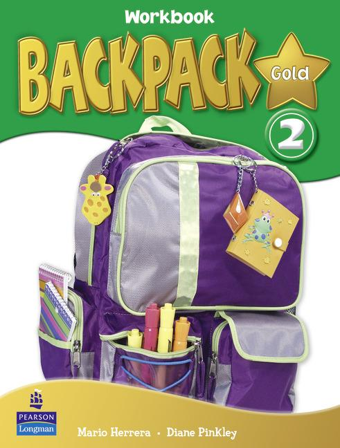 Backpack Gold Level 2 Workbook (with Audio CD)