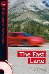 Robin Readers Level 1 The Fast Lane