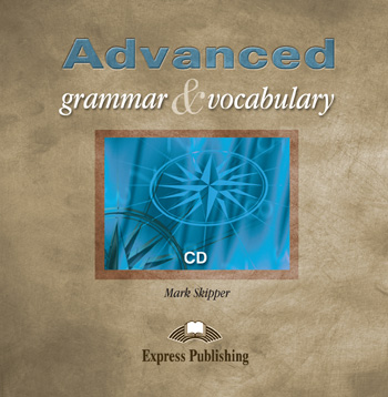 Advanced Grammar & Vocabulary Class Audio CD