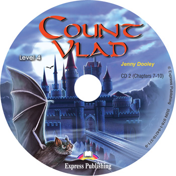 Graded Readers Level 4 Count Vlad Audio CD CD2