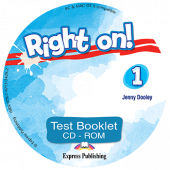 Right On! 1 - Test Booklet CD-ROM