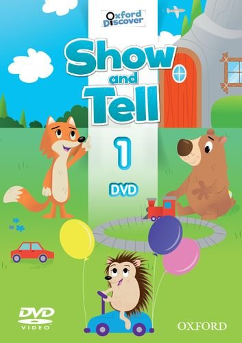 Show and Tell Level 1 DVD-ROM