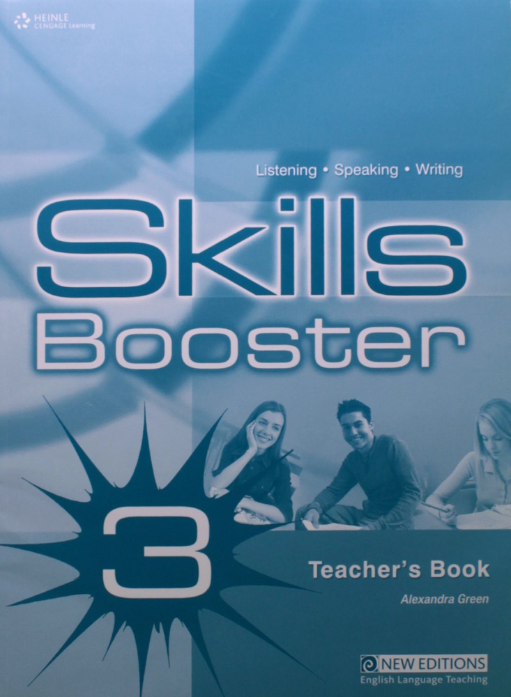 Skills Booster 3 Pre-Intermediate Teacher's Book