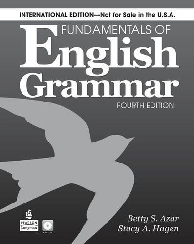 Fundamentals of English Grammar 4th Edition (Azar Grammar Series) Students Book without Answers plus