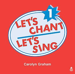 Let's Chant, Let's Sing 1 Audio CD