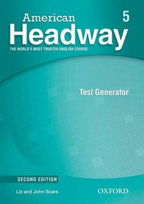 American Headway Second Edition 5 Test Generator CD-ROM