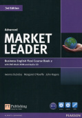 Market Leader 3rd Edition Advanced Flexi Coursebook with Practice File B with DVD-ROM and Audio CD