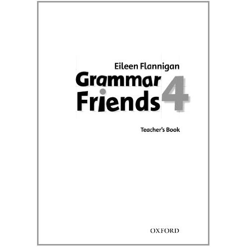 Grammar Friends 4 Teacher's Book