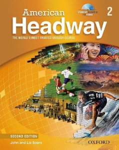 American Headway Second Edition 2 Student Book with Student Practice MultiROM