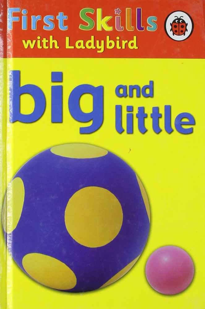Ladybird: First Skills Big and Little