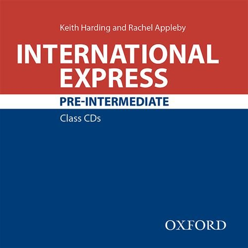 International Express Third Edition Pre-intermediate Class Audio CD