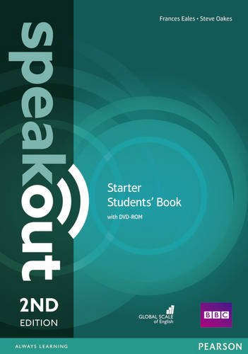 Speakout Second Edition Starter Students' Book with DVD