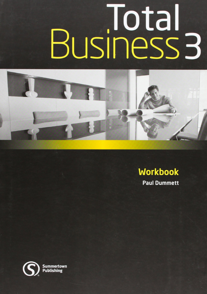 Total Business 3 Workbook
