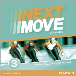 Next Move 3 Class Audio CDs (Лицензия)