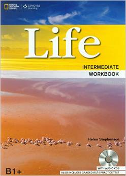 Life Intermediate Workbook + Audio CD