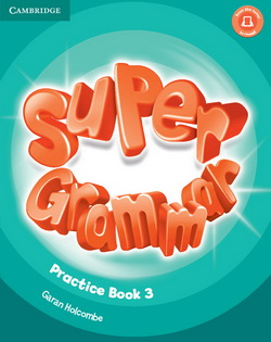 Super Minds Level 3 Super Grammar Book