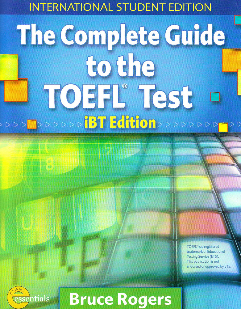 The Complete Guide to the TOEFL (IBT Edition) SB + CD-ROM