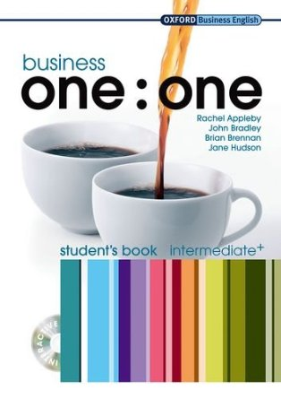 Business one:one Intermediate Student's Book and MultiROM Pack