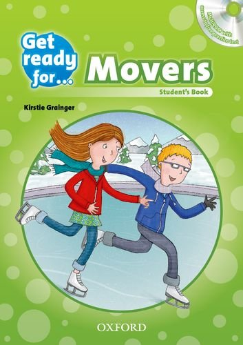Get Ready for Movers Student's Book and Audio CD Pack