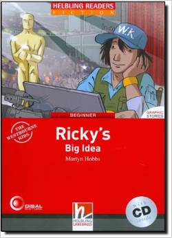 Red Series  Graphic Fiction Level 2: Ricky's Big Idea + CD