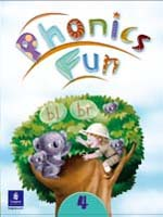 Phonics Fun 4 Class Audio CD