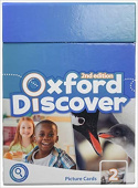 Oxford Discover Second edition 2: Picture Cards
