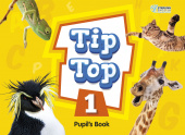 Tip Top 1: Pupil's Book + Ebook + Stickers