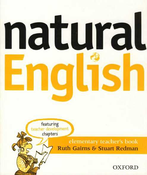 natural English Elementary Teacher's Book