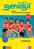 geni@l A2: Ferienheft mit Audio-CD