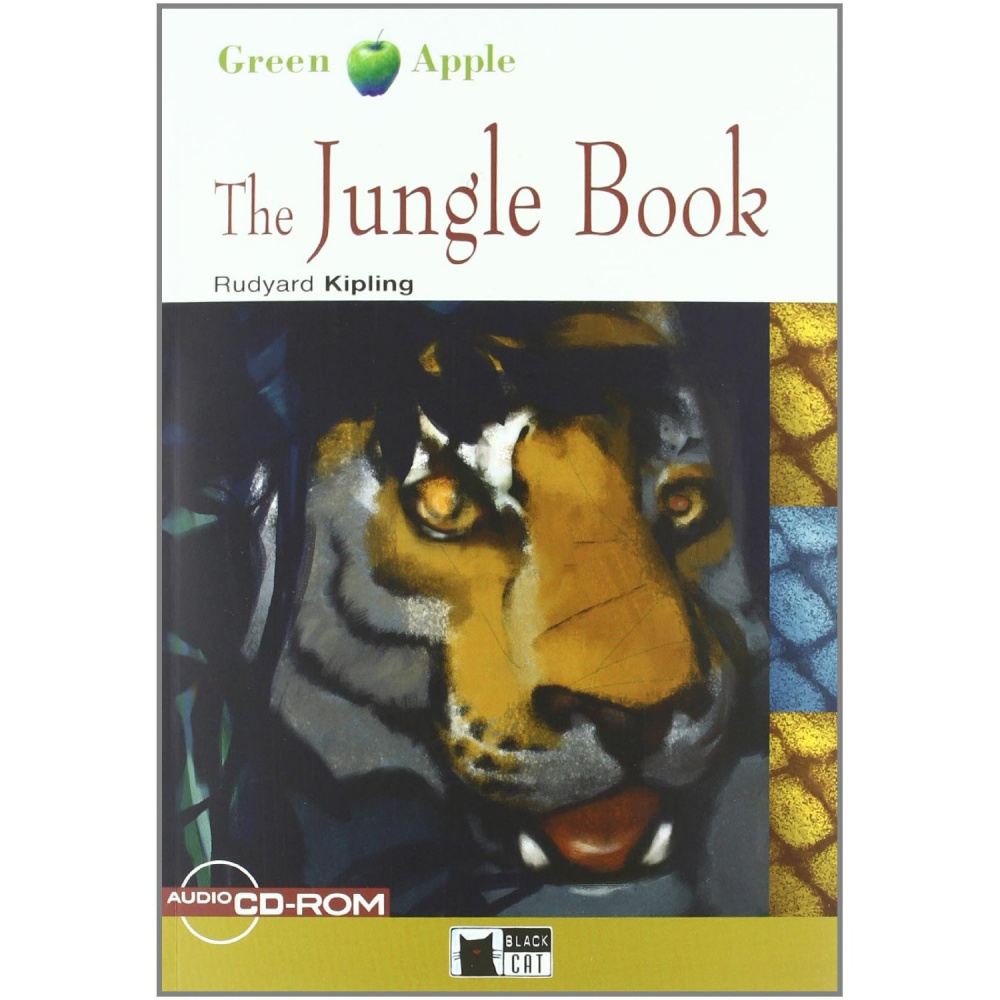Green Apple Starter:  The Jungle Book with Audio / CD-ROM