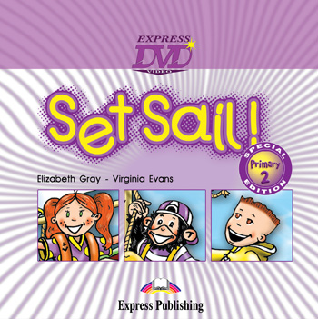 Set Sail! Level 2 DVD