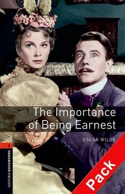 The Importance of Being Earnest Audio CD Pack