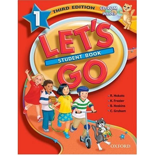 Let's Go Third Edition 1 Student Book with CD-ROM Pack
