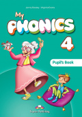 My Phonics 4 Pupil's Book (with crossplatform application)