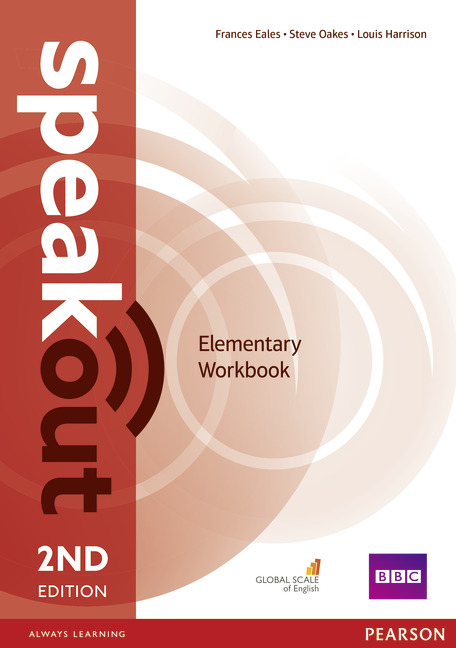 Speakout Second Edition Elementary Workbook without Key