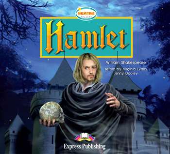 Showtime Readers Level 6 The Hamlet Audio CDs (set of 2)