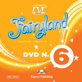Fairyland 6 DVD Video PAL