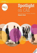 Spotlight on CAE: Student's Book with MyCAE Online Course